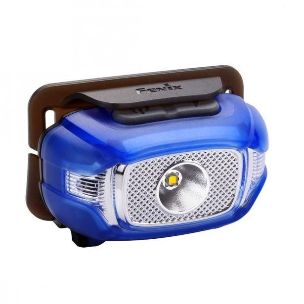 фото Фонарь налобный Fenix HL15. Цвет: синий
