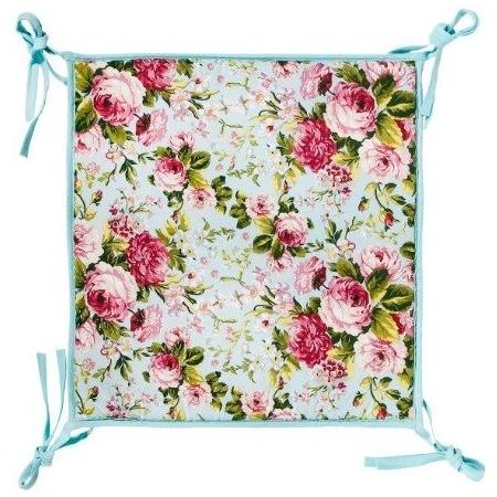 Купить Накладка на стул Dream Time «Цветы». В ассортименте