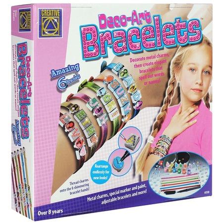 Купить Набор браслетов арт-деко Creative 5510