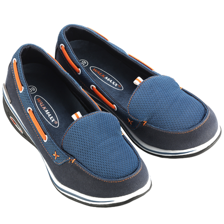 Купить Мокасины Walkmaxx Fitness 2.0. Цвет: синий