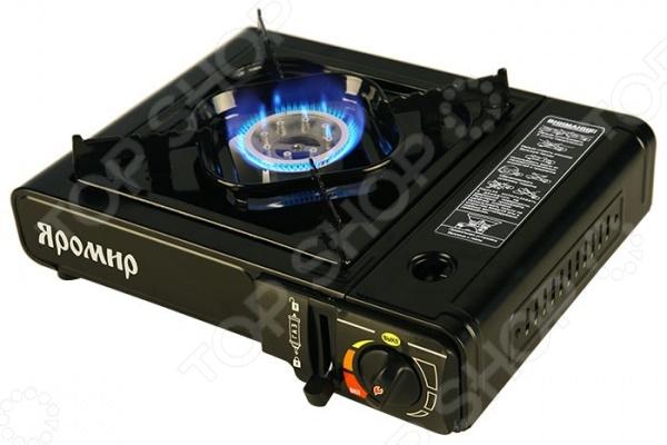 Плита настольная газовая ЯР-3001