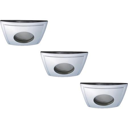 Купить Светильник встраиваемый для ванной Arte Lamp Aqua A5444PL-3CC