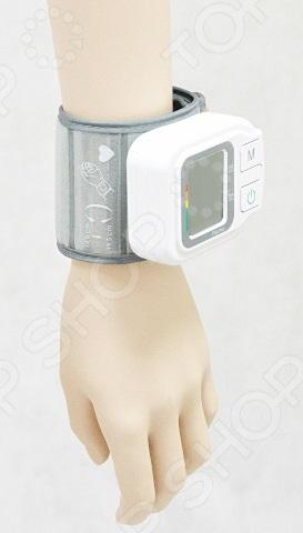 Тонометр автоматический на запястье Medisana HGH 3