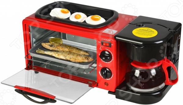 Мини-печь GFGRIL GFBB-7 Breakfast Bar мини печь gfgril gfo 23 convection plus
