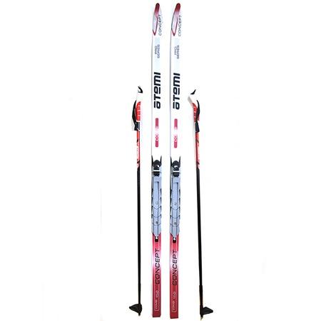 Купить Комплект лыжный ATEMI Corvette STEP 2012 NNN