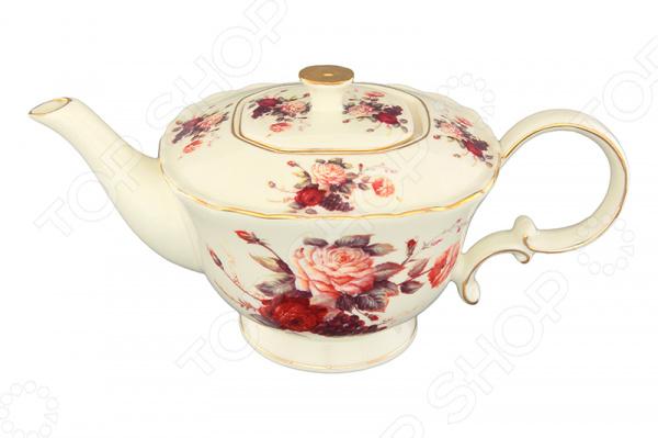 Чайник заварочный Elan Gallery «Бархатный нектар»