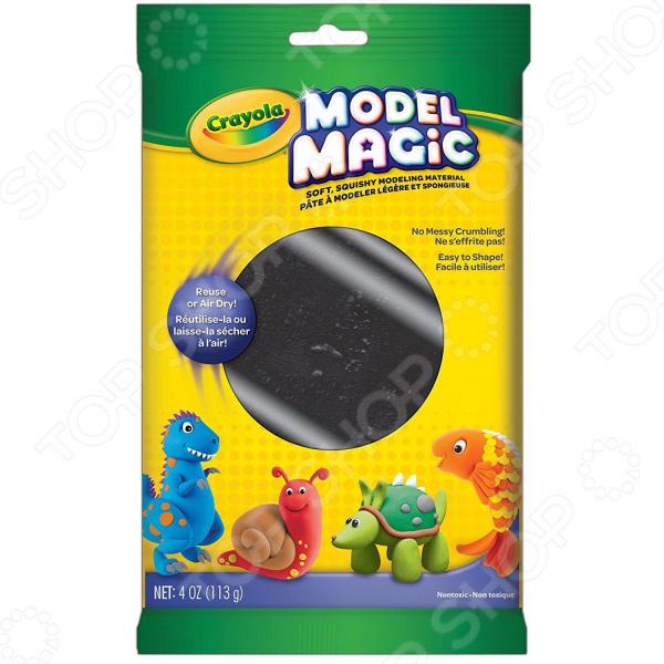 Пластилин застывающий Crayola «Волшебный» Пластилин застывающий Crayola «Волшебный» /Черный