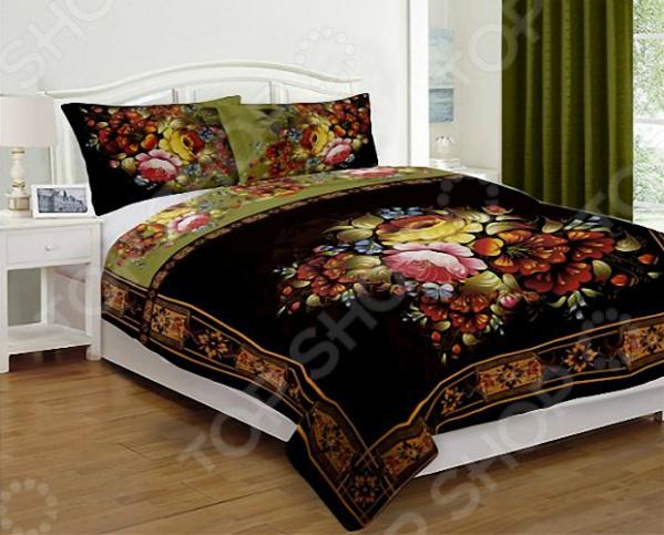 Комплект постельного белья «Жостово». 2-спальный