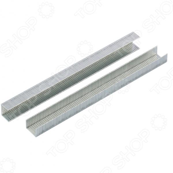 Скобы для мебельного степлера GROSS Тип 140