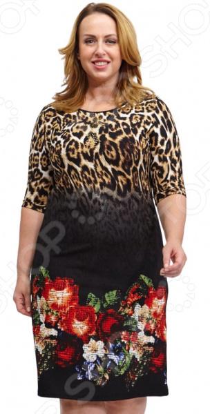 Платье Лауме-стиль «Роскошная красавица». Цвет: черный спящая красавица