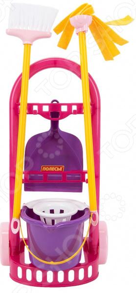 Игровой набор для ребенка Полесье «Чистюля-мини»