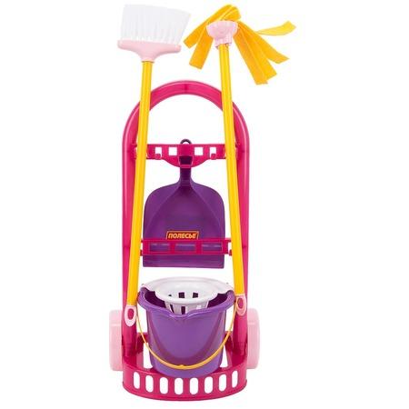 Купить Игровой набор для ребенка POLESIE «Чистюля-мини»