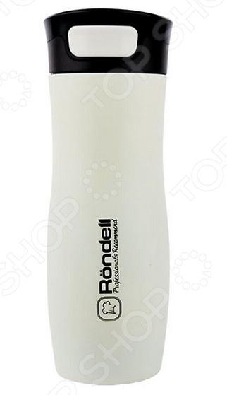 Термокружка Rondell Latte термокружка rondell rds 496 latte 450ml