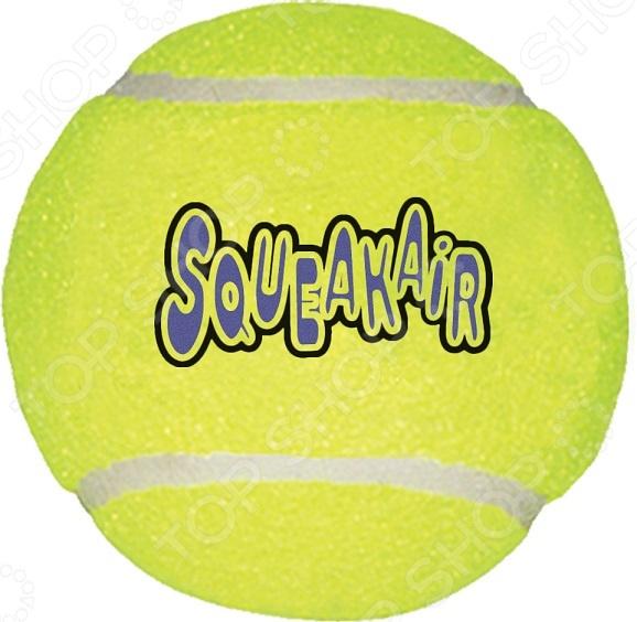 Игрушка для собак Kong Air «Теннисный мяч» большой ASTXB