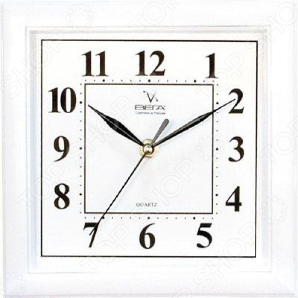Часы настенные Вега П 3-7-46 часы настенные вега п 4 14 7 86 новогодние подарки