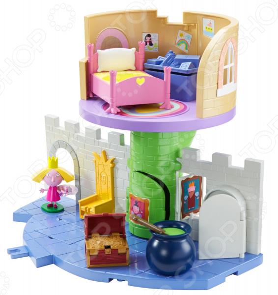 Игровой набор с фигуркой Ben & Holly's «Волшебный замок» игровой набор волшебный замок с фигуркой холли ben