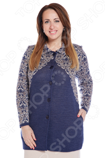 Кардиган Milana Style «Женщина с характером»