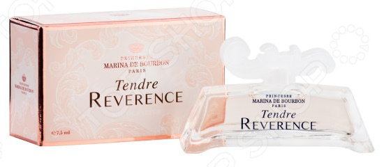 Парфюмированная вода для женщин Princesse Marina De Bourbon Paris Tendre Reverence, 7,5 мл подвесная люстра reccagni angelo l 9250 6