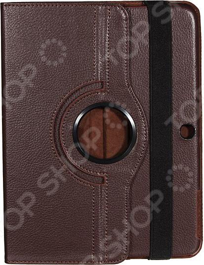 Чехол для планшета Galaxy skinBOX Samsung Galaxy Tab 3 10.1 P5200 skinbox p5200 skinbox rotating 360 для samsung p5200