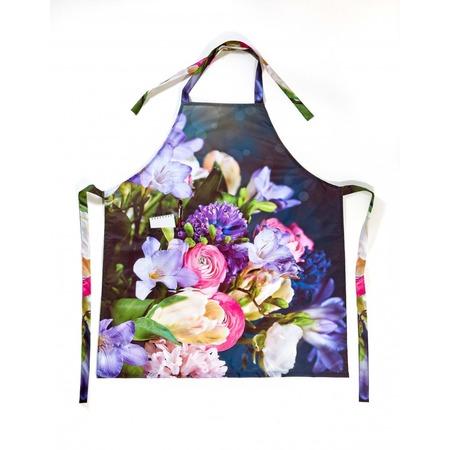 Купить Фартук Сирень «Многообразие цветов»