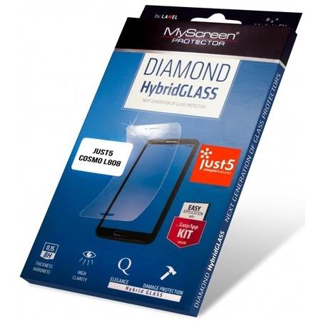 Пленка защитная MyScreen Diamond Hybrid Glass для Cosmo L808