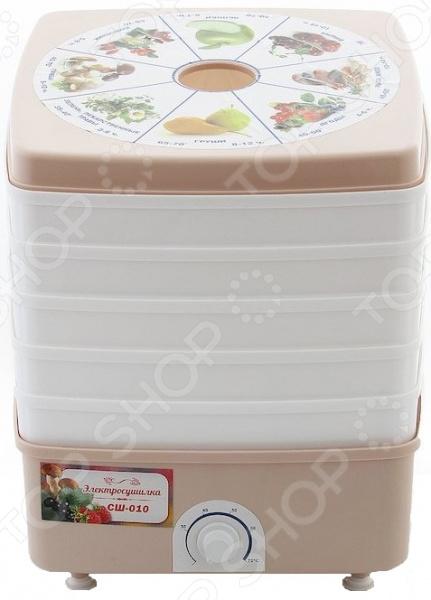 Сушилка для овощей Чудесница СШ-010