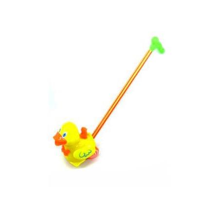 Купить Игрушка-каталка Shantou Gepai «Уточка». В ассортименте
