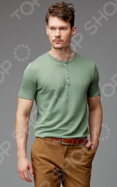 Джемпер мужской Milliner 1726201. Цвет: зеленый