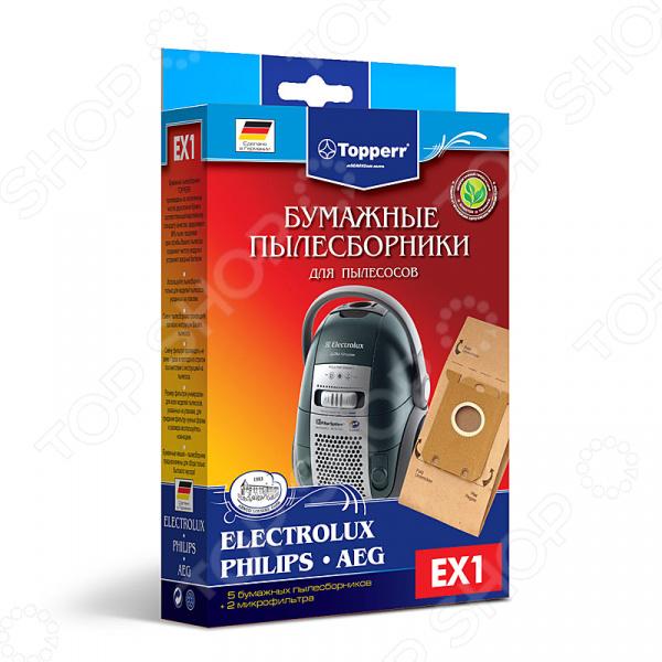 Фильтр для пылесоса Topperr EX 1 topperr 1011 ex 2