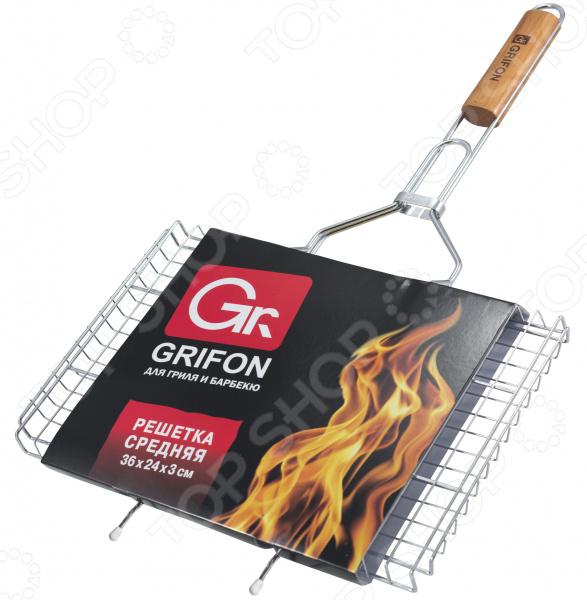 Решетка-гриль средняя GRIFON 600-002