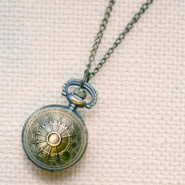 Кулон-часы Mitya Veselkov «Шарик в узорах»