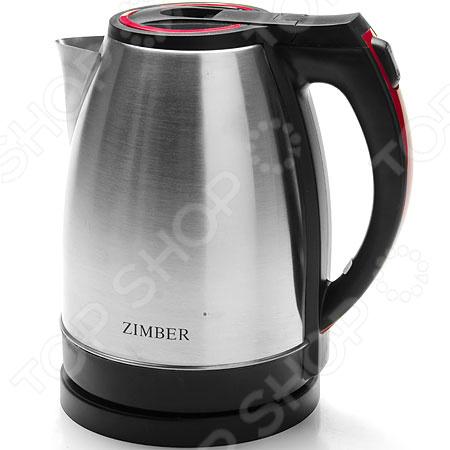 Чайник Zimber двухцветный Чайник Zimber двухцветный /
