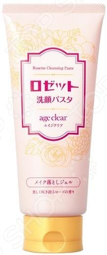 Гель для умывания Rosette Acne Clear для зрелой кожи для очищения кожи tria positively clear acne clearing blue light