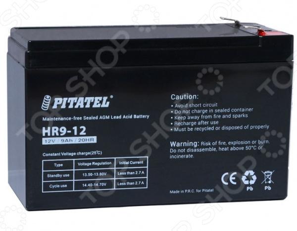 Аккумулятор для источников бесперебойного питания Pitatel HR9-12