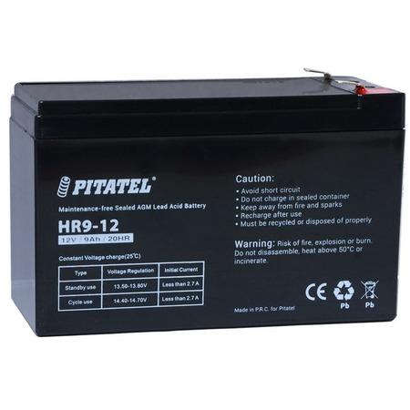 Купить Аккумулятор для источников бесперебойного питания Pitatel HR9-12