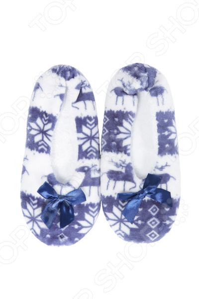Домашняя женская обувь Burlesco «Мягкая мечта»