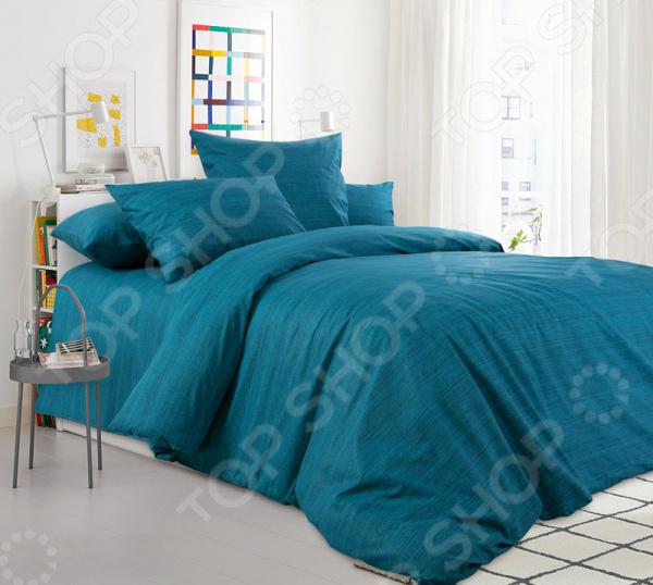Комплект постельного белья ТексДизайн «Малахит». Тип ткани: перкаль