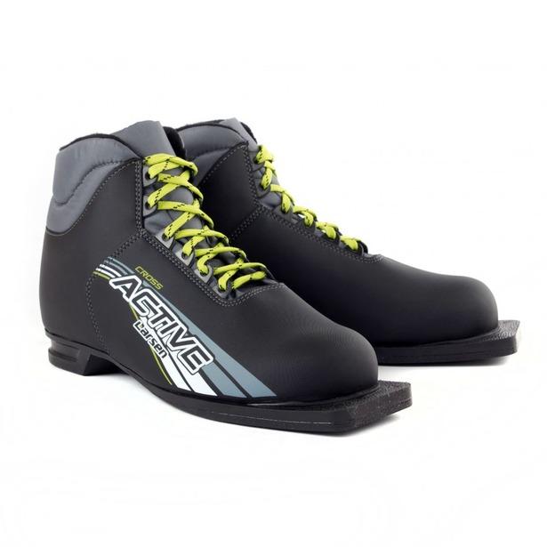 фото Ботинки лыжные Larsen Cross Active. Размер: 44