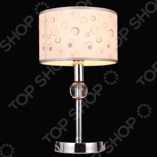Лампа настольная Natali Kovaltseva Flante 75058/1t Chrome