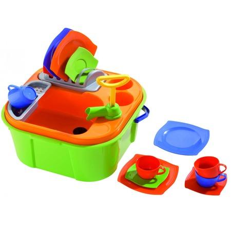 Купить Игровой набор Wader «Мини-посудомойка»