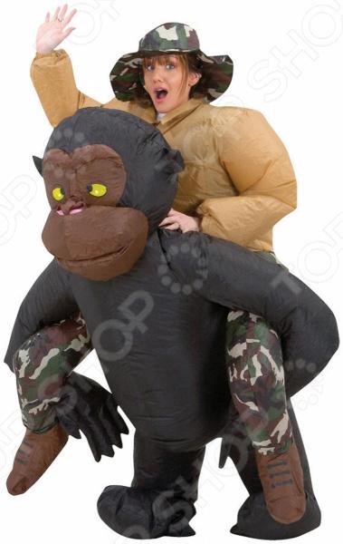 Костюм надувной Просто-Полезно «Наездник на обезьяне»