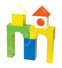 Конструктор для малышей Alatoys «Городок» К1601 Конструктор для малышей Alatoys «Городок» К1601 /