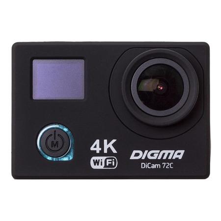 Экшн-камера Digma DiCam 72С