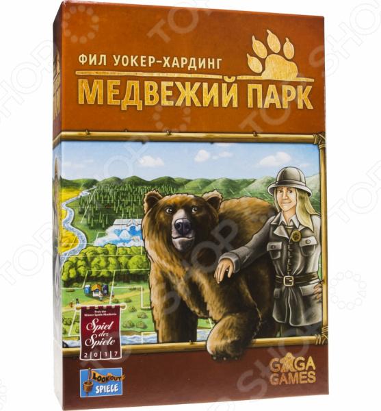 Игра настольная GaGa Games «Медвежий парк»