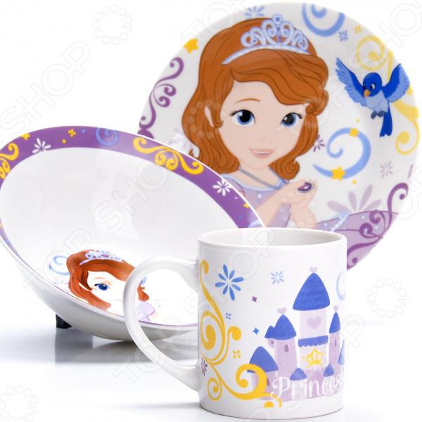 Набор детской посуды Mayer&Boch Disney Sofia