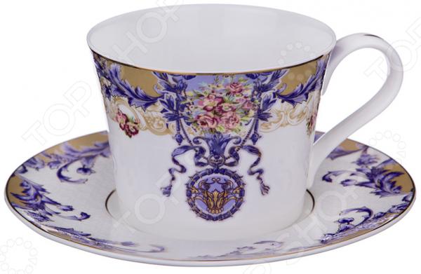 Чайная пара Lefard 264-719 наборы для чаепития lefard чайная пара венская классика 230мл