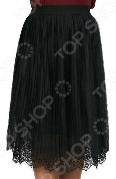 Юбка Milana Style «Ведея». Цвет: черный