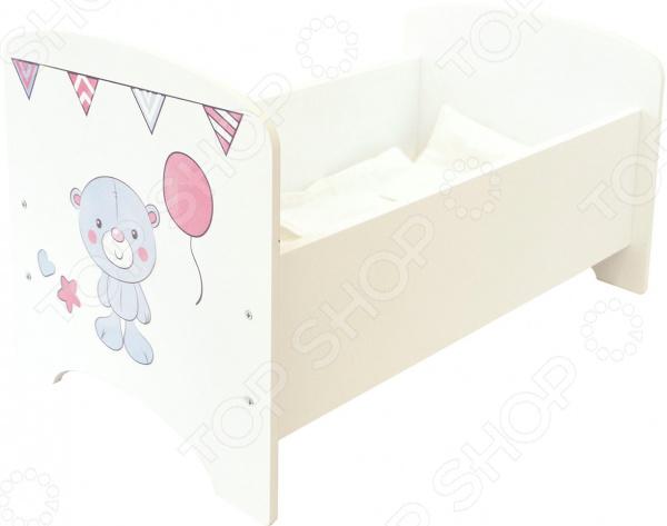 Кровать для куклы PAREMO «Крошка Рони»