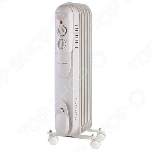 Радиатор масляный Supra ORS-05-S1