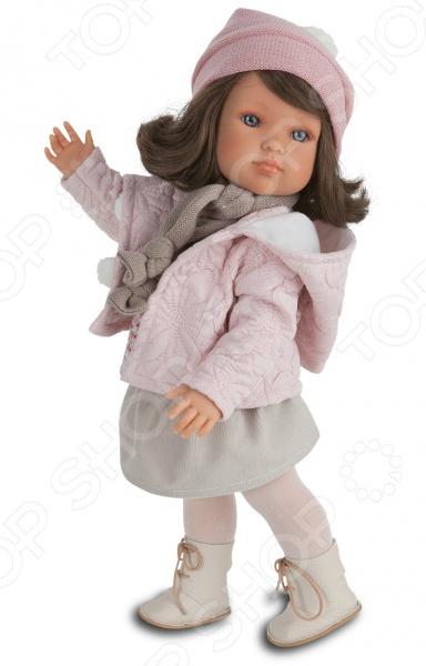 Кукла Munecas Antonio Juan «Белла: Зимний наряд» кукла munecas antonio juan белла в шляпке блондинка 45 см 2808p